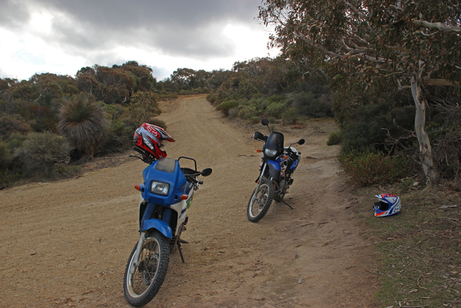 Deep Creek Conservation Park, South Australian tourism, trail bikes
