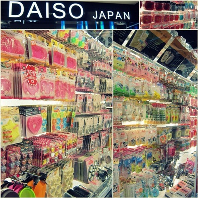 dollar shop, Daiso Japan, Chatswood, Shopping, homewares, Bento, gift shop