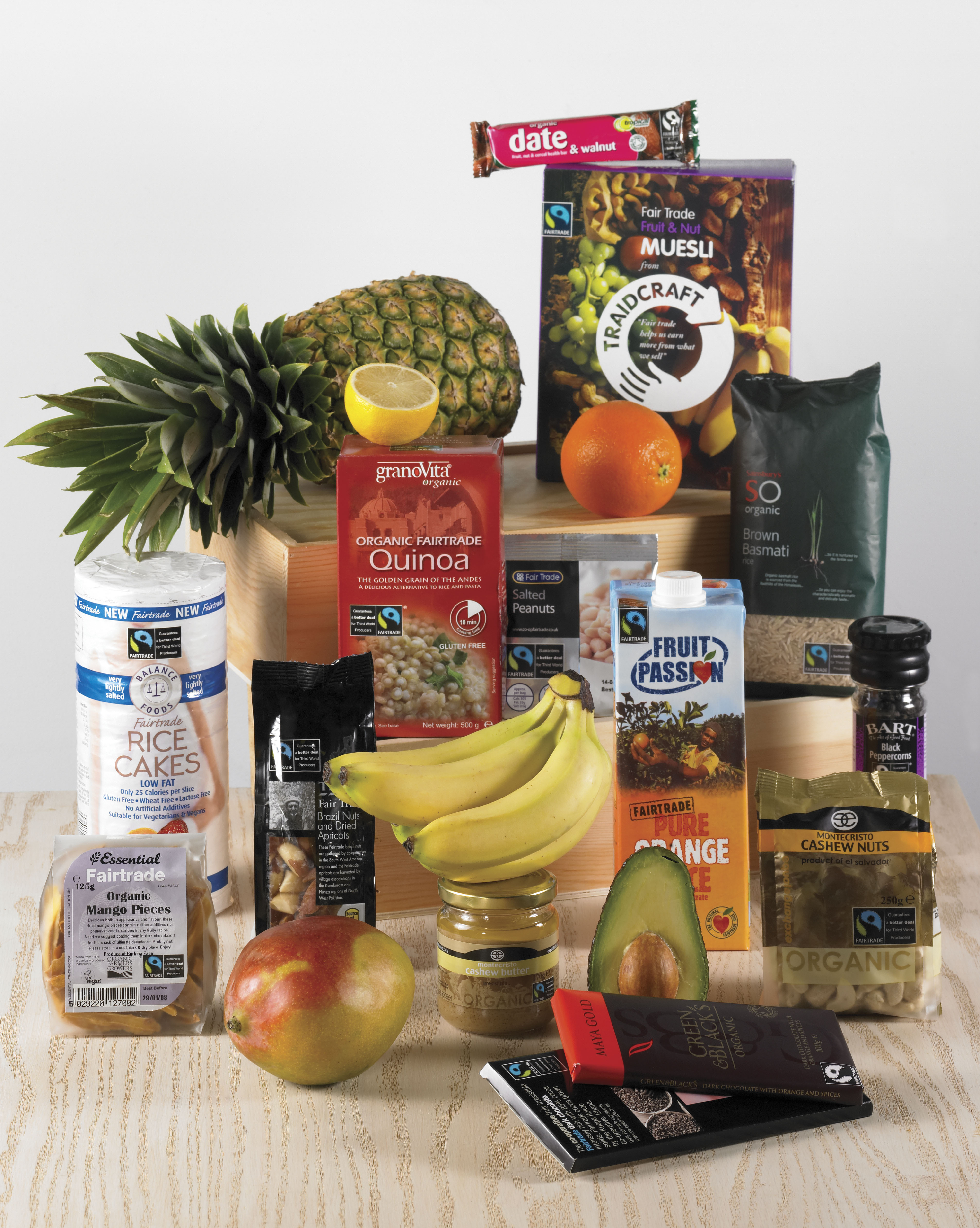What is Fair Trade and What Kind of Products are Available ...