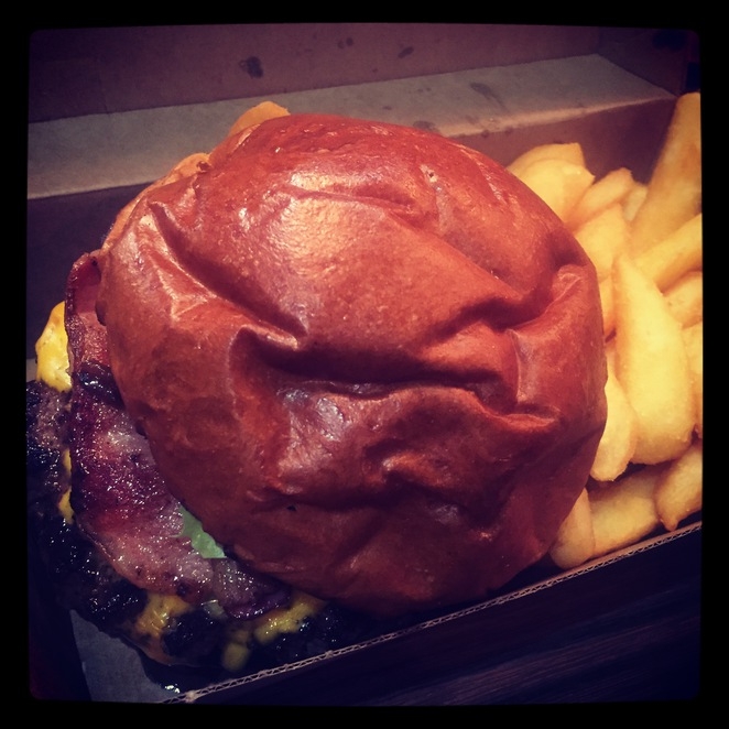 five points, 5 points burger, north sydney, burgerclub, fivepointsburger, burgers,