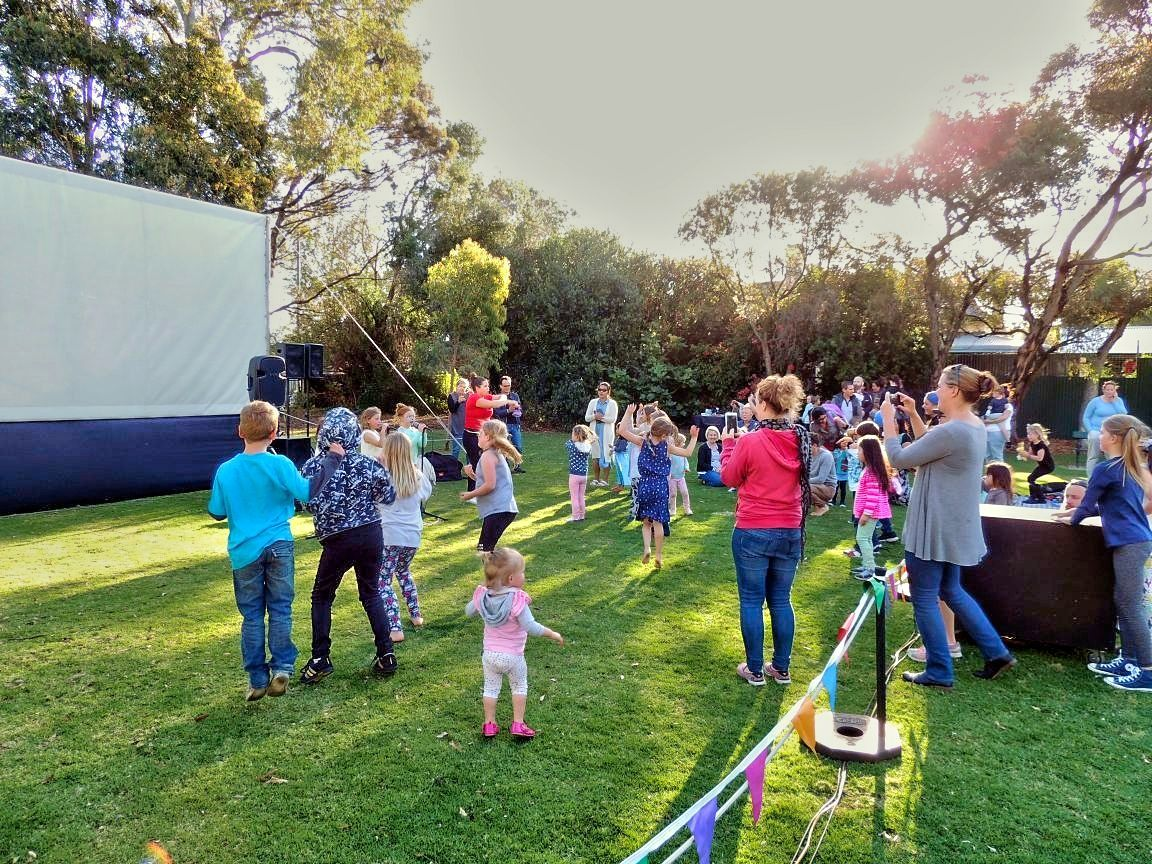 Movies in adelaide city