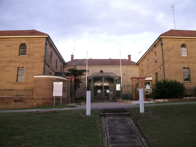 gaol, maitland, historic, newcastle