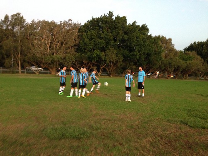 Gremio, Gremio Bluesox Football School, Brazillian football, soccer