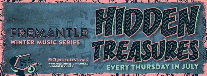 Hidden Treasures winter music series