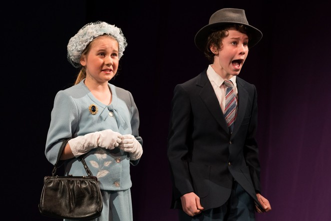 james and the giant peach, hills youth theatre, south australia