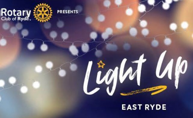 Light Up East Ryde Christmas Street Market