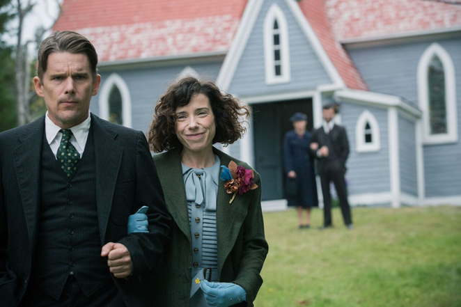 Maudie, Ethan Hawke, Sally Hawkins, Aisling Walsh, Sherry White, Transmission Films, Nova Carlton, Toronto International Film Festival