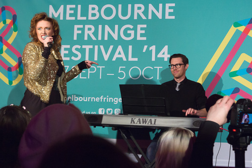 Program Launch, Melbourne Fringe Festival