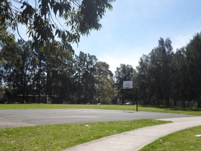 mills park asquith basketball court