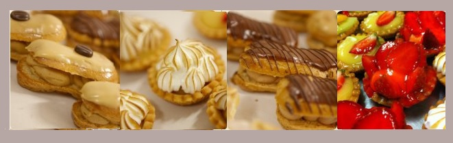 Image Courtesy of the Chez Jean-Claude Patisserie website