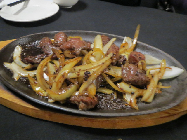 Monsoon Modern Asian Cuisine, Bo Luc Loc(Sizzling Shaking Beef), Adelaide