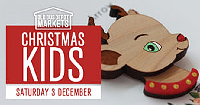 old bus depot markets, kingston, canberra, christmas markets, christmas events, 2016