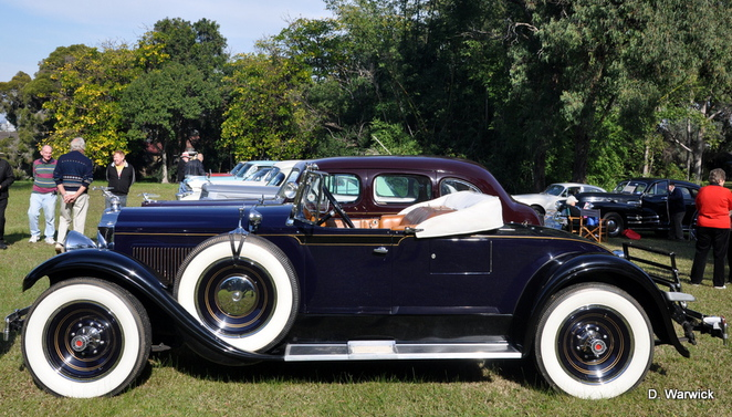American Independent Car Clubs At Linnwood Sydney