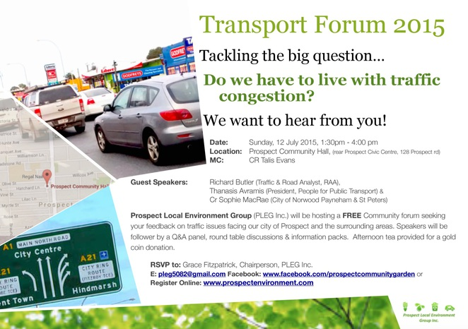 Transport Community Forum