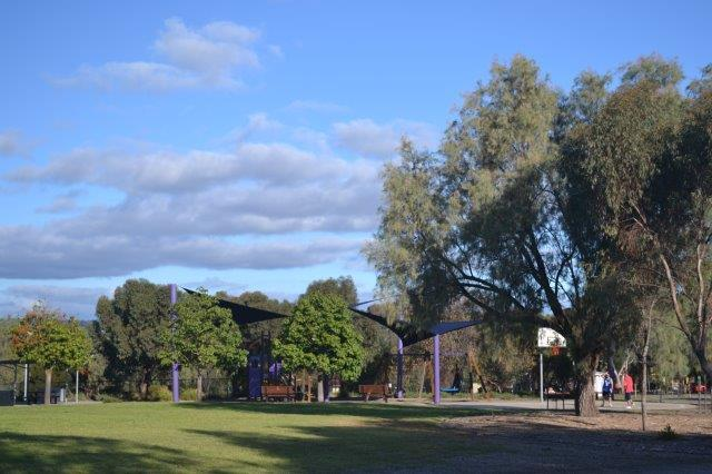 Reserve Street Reserve, Dog parks, City of Marion parks, playgrounds, barbeques, reserves, public toilet, hills views