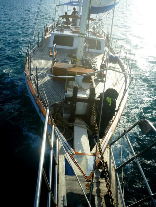 Sailing, The Hold, Ketch, Whitsundays, The Hold, Yacht designs