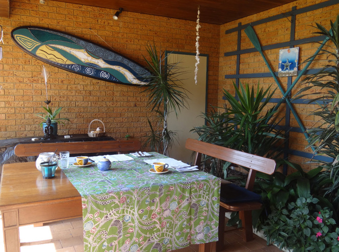 Sandy beach, new south wales mid north coast, bed and breakfast, B & B, accommodation