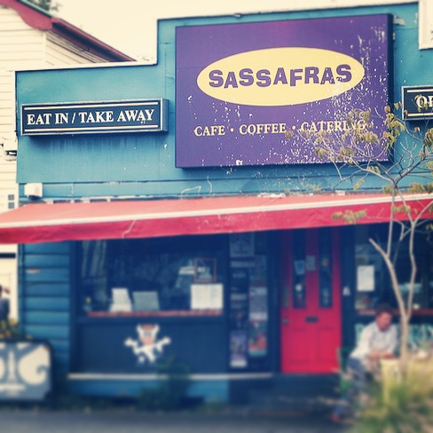 Sassafras, Cafe, Paddington, Latrobe Terrace, Breakfast, Lunch, Dinner, Brunch, Fine Foods,