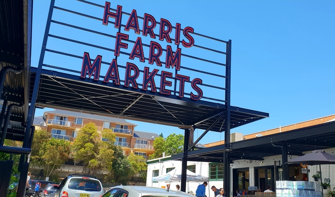 Shopping, groceries, fruit, vegetables, markets, Newcastle, Cooks Hill, Darby Street