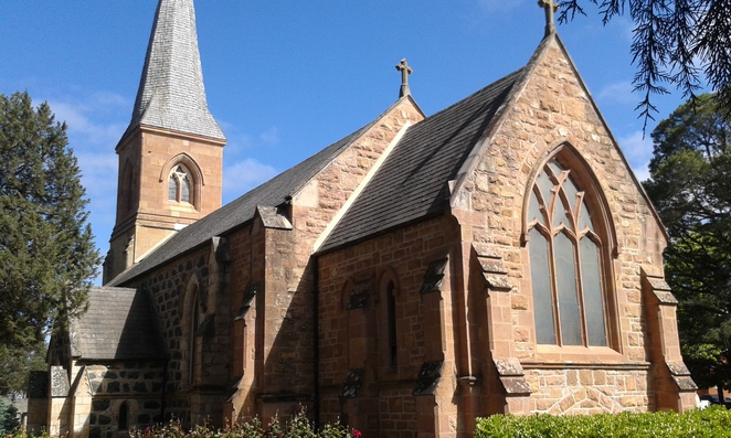 St John the Baptist church, Reid, Canberra, historical buildings in canberra, Campbell family, early history in Canberra