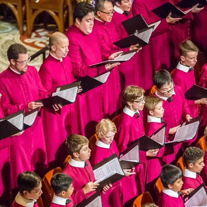 St Mary's Cathedral Choir, A Choral Christmas Celebration