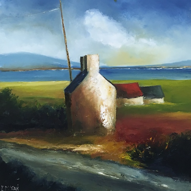 'Stories of Home' Padraig McCaul
