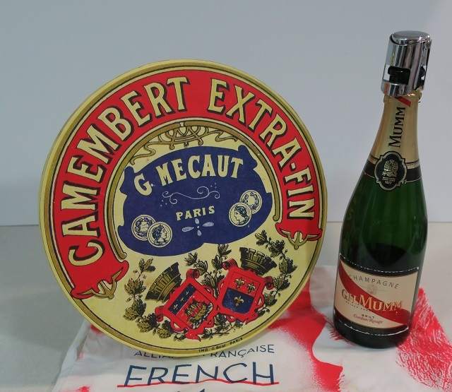 storm the bastille, bastille day, French music, France, brass, tricolour, camembert, may cross