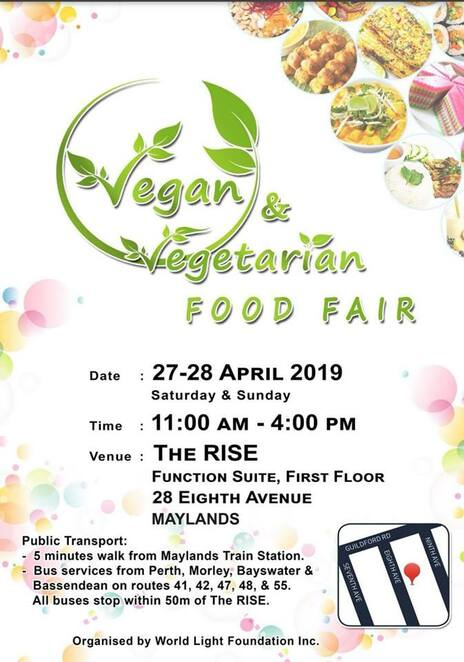 vegan and vegetarian food fir, world light foundation inc, the rise maylands, community event, fun things to do, shopping, animal friendly, satays, spring roll, curry puff, nyonya style nasi lemak, chicken rice, drinks dim sum, soup noodle, rice dumplings, thai food, sushi, malaysian kueh, vegan cakes, chinese tea,s bonsai, clothing, giftware, yong corporation vegetarian market, family fun, foodies delight