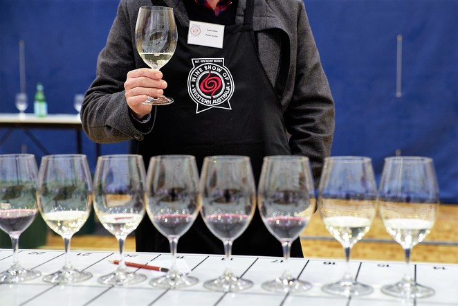 West Cape Howe Wines, Wine Show of Western Australia, trophy lunch, Mount Barker, tasting, fine wines, food