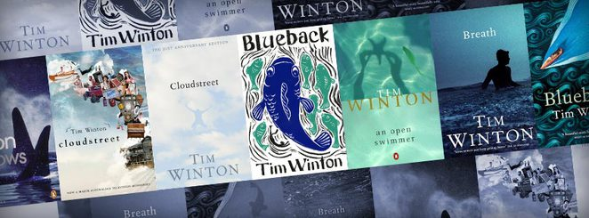 The works of Tim Winton