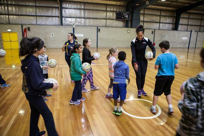 ANZ NetsetGo, school holiday programs, ACT, canberra,