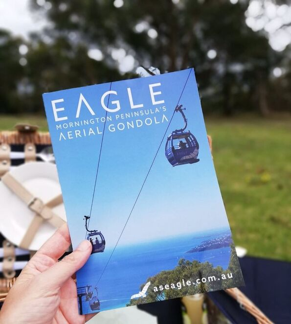 Arthurs Seat Eagle Picnic Package