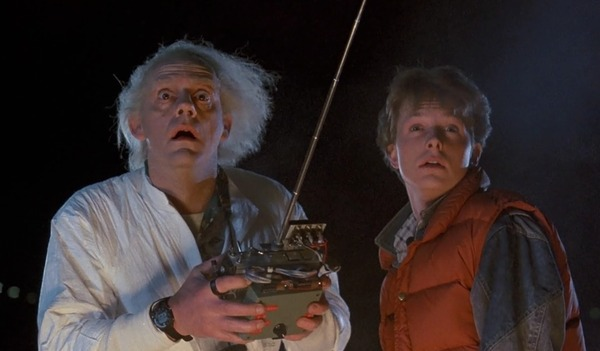 back to the future, top ten movies for father's day, dad, father, son, daughter, celebration, father's day, movie, television, present