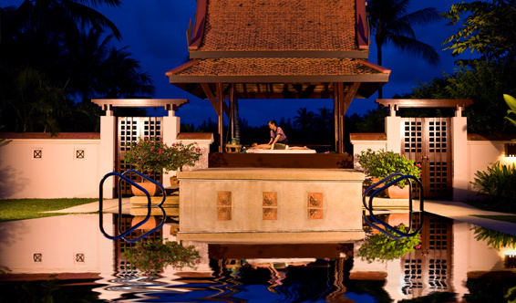 Banyan Tree Resort, spa facilities