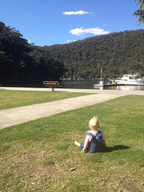 Berowra Waters picnic spot