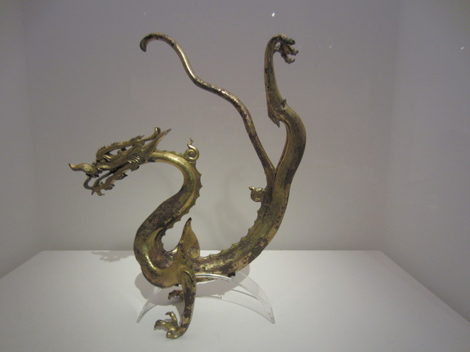bronze dragon Tang silk road Art Gallery NSW