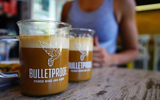 Bulletproof coffee, cafe, ketogenic, cafe, Subiaco
