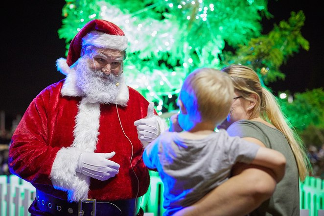 Christmas, carols, santa, Logan City, Yarrabilba