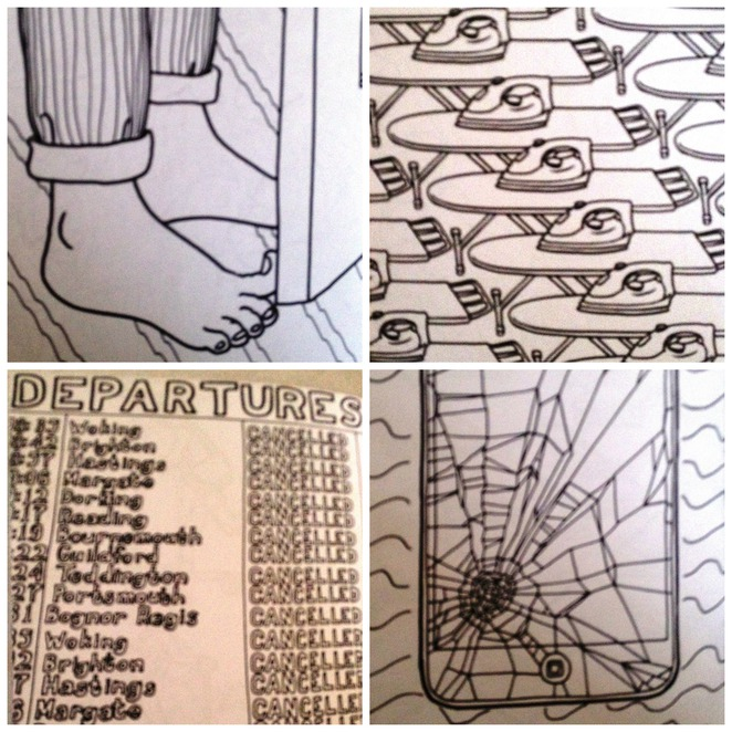 Crap Colouring In Book Review