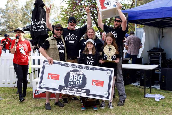 Creekside BBQ Battle