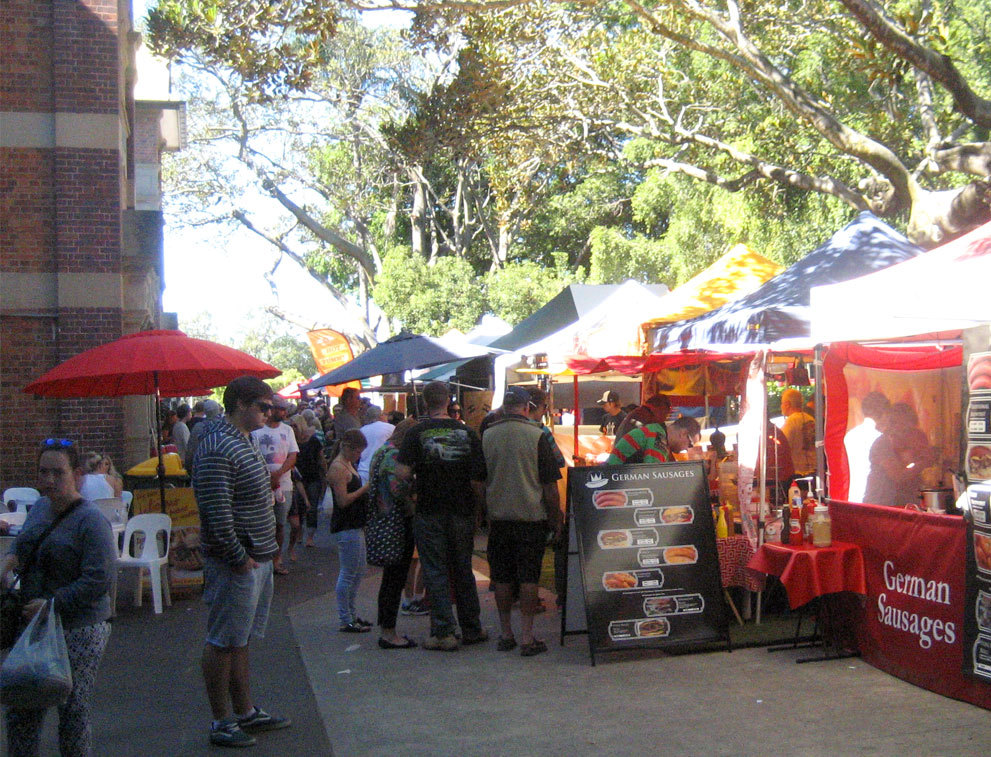 Atlanta market dates in Brisbane