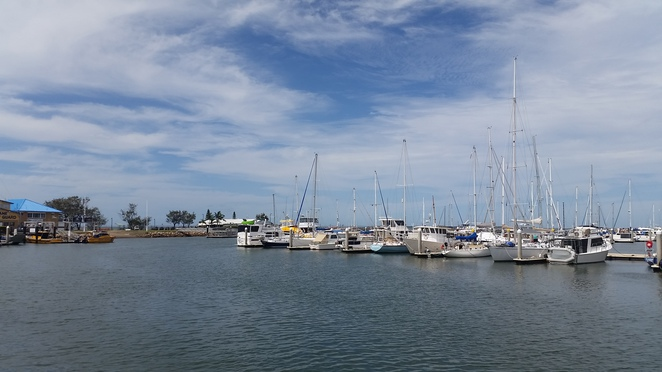 Manly Harbour Marina