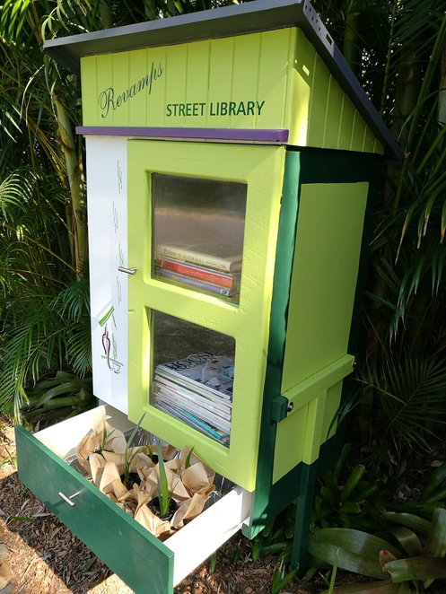 Courtesy of Little Street Libraries website