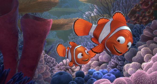 finding nemo 3D, natinal film and sound archive, canberra, acton, ACT, school holidays, summer, 2017,