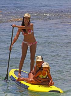 Go Vertical - Stand Up Paddle Boarding