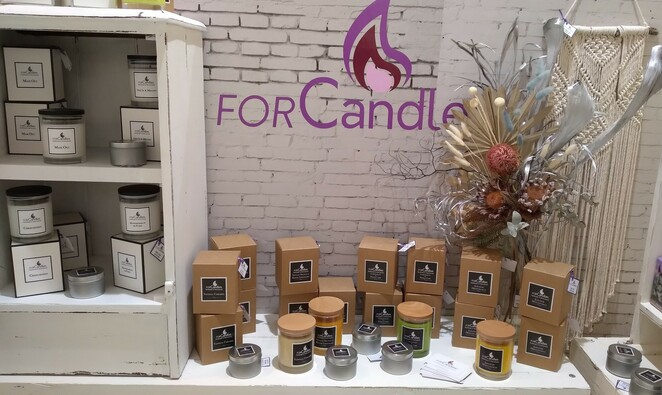 Handmade Expo, vintage, markets, popup, candles
