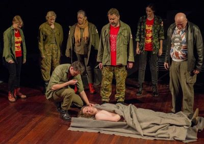 Henry V at Little Theatre - Review