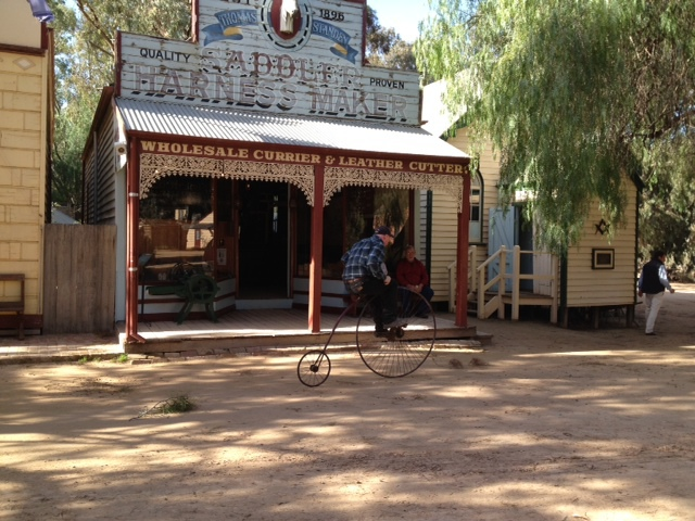 Swan hill pioneer settlement pictures — 1