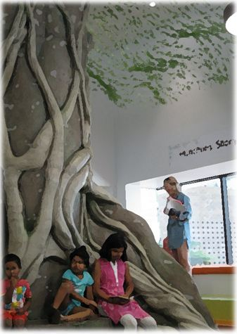 Hutchies Storytree Toowoomba Library
