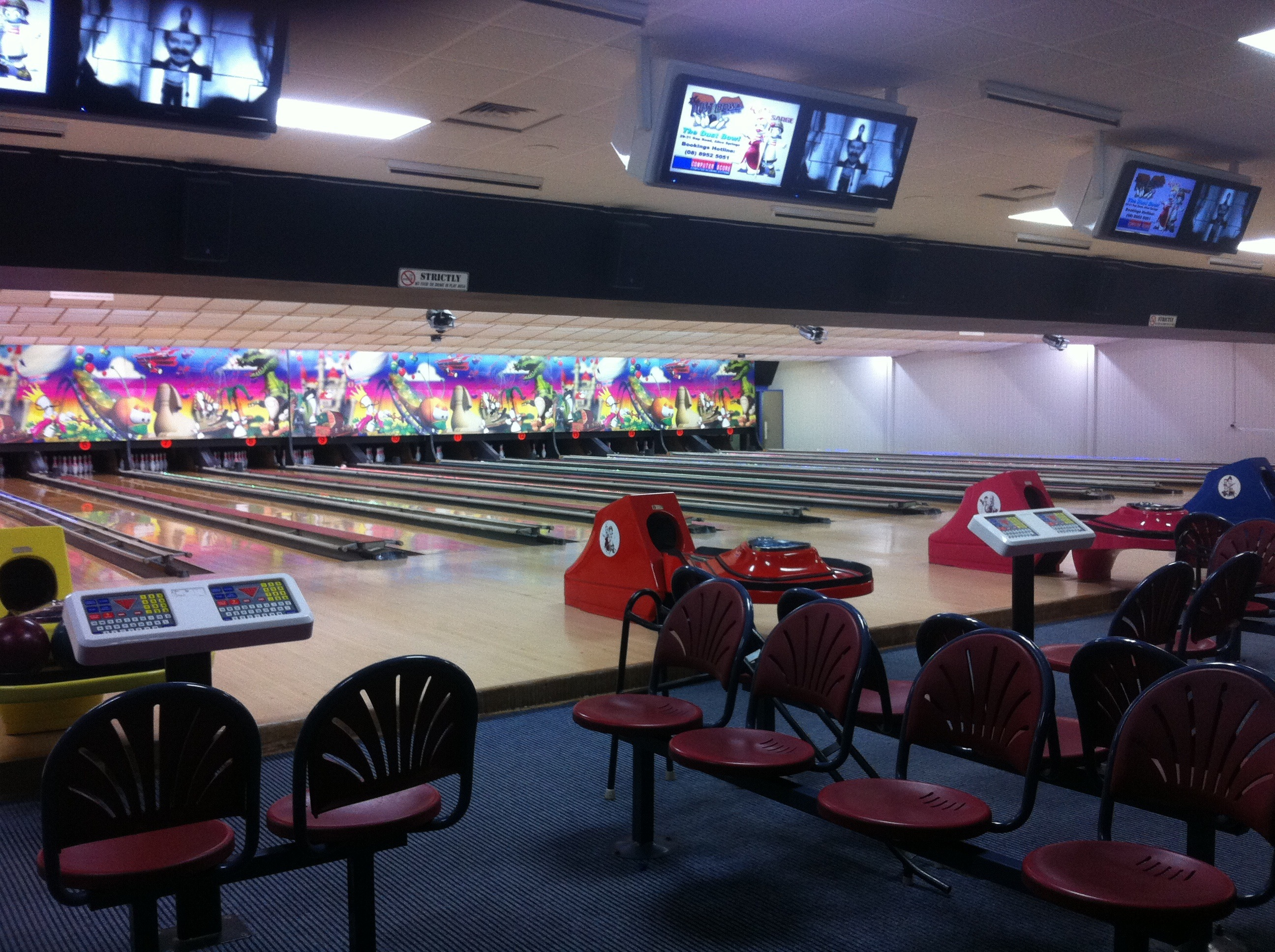 Welcome to Ten Pin Eatery!